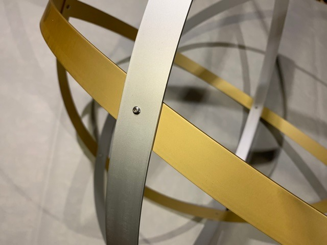 genesa-63-cm-alluminio-satinato-argento-e-oro-profilo-3-cm