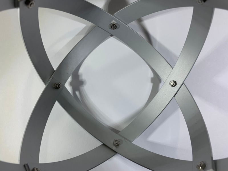 genesa-16-cm-alluminio-satinato-argento-profilo-1-2-cm
