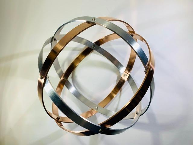 genesa-21-cm-rame-e-alluminio-naturale-profilo-1-5-cm