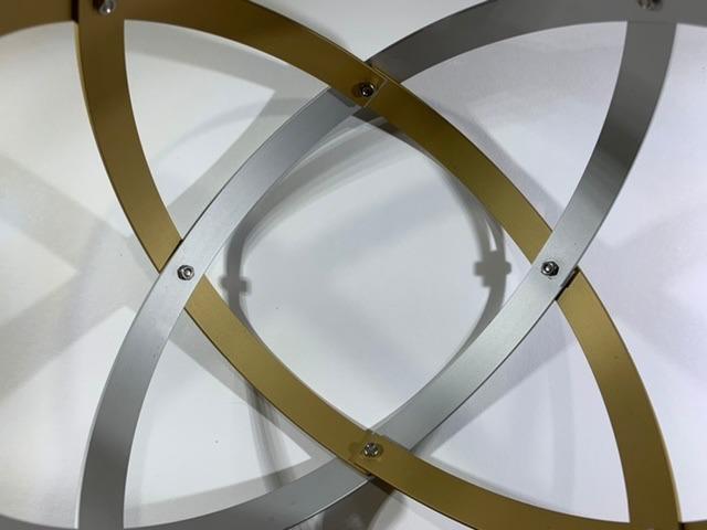 genesa-31-cm-alluminio-satinato-argento-e-oro-profilo-2-cm